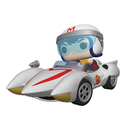 Funko Pop! Ride: Speed Racer Mach 5 (Coming Soon)