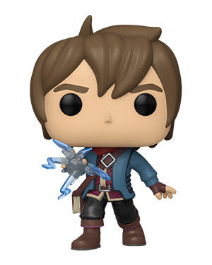 Funko POP! Animation: Dragon Prince Callum (Coming Feb 2020)
