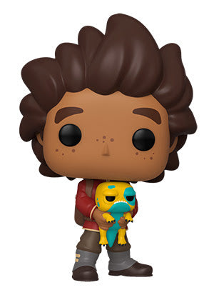 Funko POP! Animation: Dragon Prince Ezran (Coming Feb 2020)