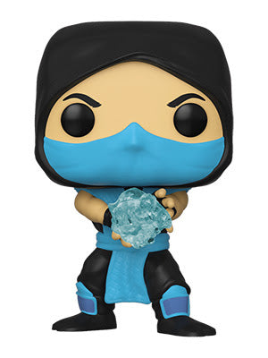 Funko POP! Games: Mortal Kombat Sub-Zero (Coming Soon)