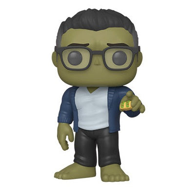 Funko POP! Marvel: Avengers Endgame Hulk with Taco