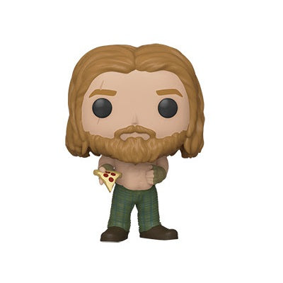 Funko POP! Marvel: Avengers Endgame Thor with Pizza