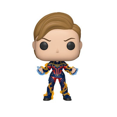 Funko POP! Marvel: Avengers Endgame Captain Marvel New Hair