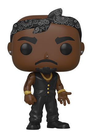 Funko POP! Rocks- Tupac Shakur (Coming Soon)