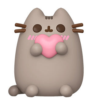 Funko Pop! Pusheen: Pusheen with Heart (Coming January 2020)