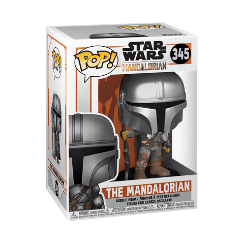 Funko Pop! Star Wars: The Mandalorian - The Mandalorian Final