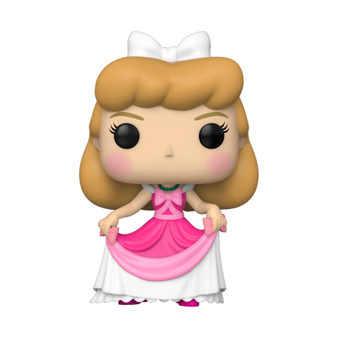 Funko Pop! Disney Vinyl Cinderella - Cinderella in Pink Dress