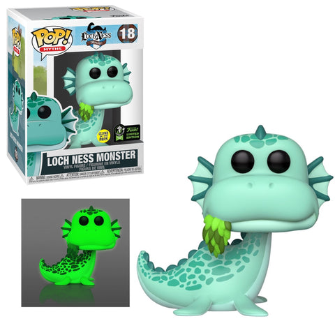 Funko Pop! Myths Lock Ness Monster 18 Emerald City Comic Con 2020 LE 1500 PCS (Buy. Sell. Trade.)