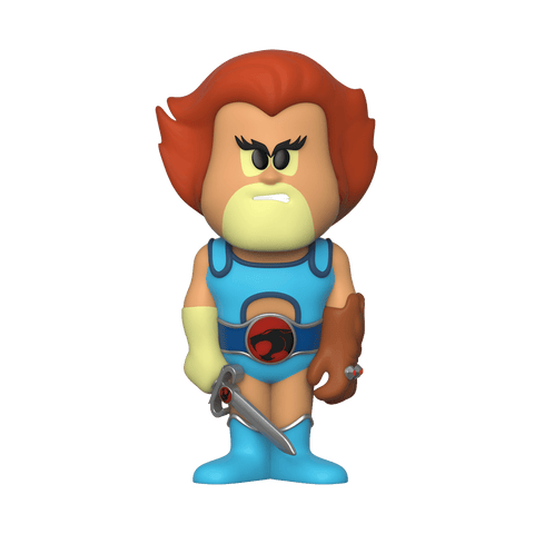 Funko Vinyl SODA: Thundercats - Lion-O Chance of Chase