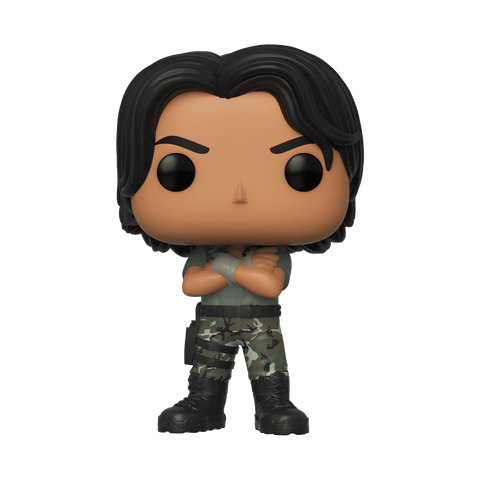 Funko POP! Television Altered Carbon-Takeshi Kovacs (Birth Kovacs)