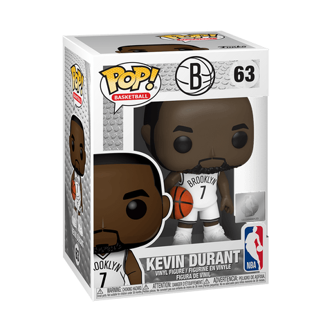 Funko POP! NBA: Nets- Kevin Durant