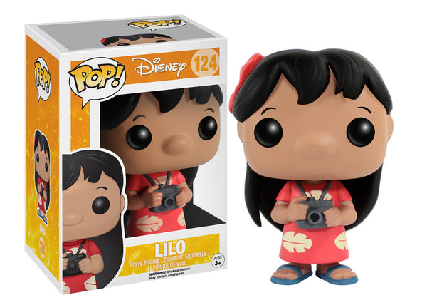 Pop! Disney Vinyl Lilo & Stitch Lilo