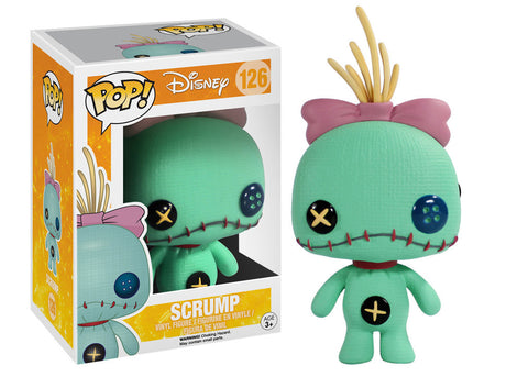 Pop! Disney Vinyl Lilo & Stitch Scrump