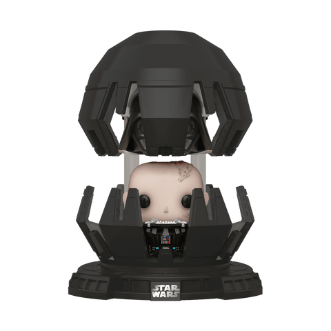 Funko Pop! Deluxe: Star Wars - Darth Vader in Meditation Chamber