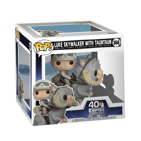 Funko Pop! Deluxe: Star Wars - Luke on Taun Taun