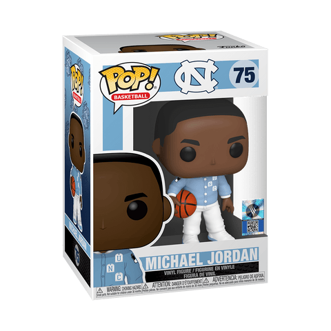 Funko POP! UNC- Michael Jordan Warm Ups