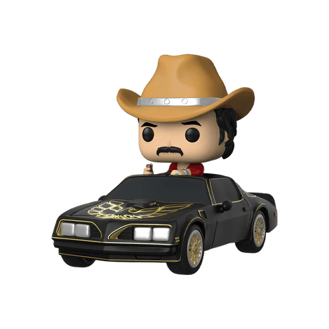 Funko Pop! Ride: Smokey & the Bandit - Trans Am