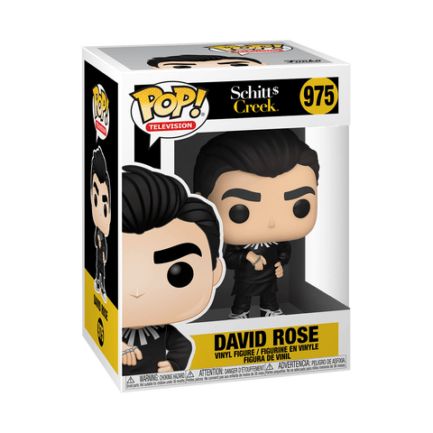 Funko POP! TV: Schitt's Creek - David Rose