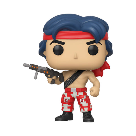Funko POP! Games: Contra - Lance Bean