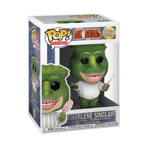 Funko Pop! TV: Dinosaurs - Charlene Sinclair