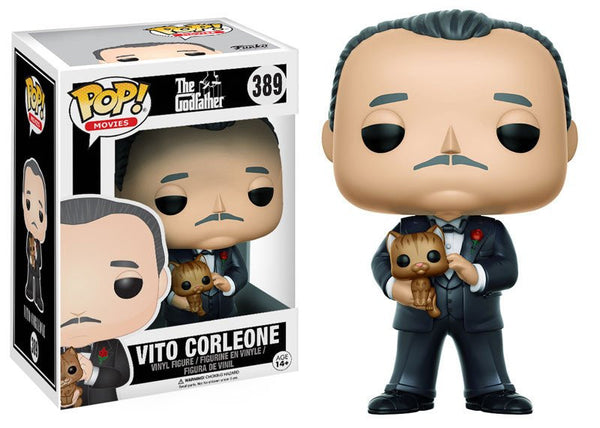 Pop! Movies The Godfather- Vito Corleone