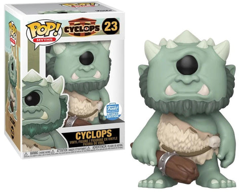 Funko Pop! Myths Cyclos 23 (Funko Shop Exclusive) (Buy. Sell. Trade.)