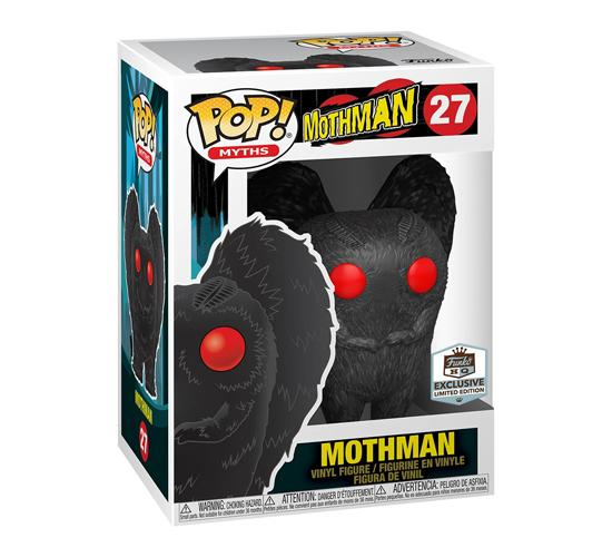 Funko POP Myths Mothman 27 HQ Exclusive (Buy. Sell. Trade.)