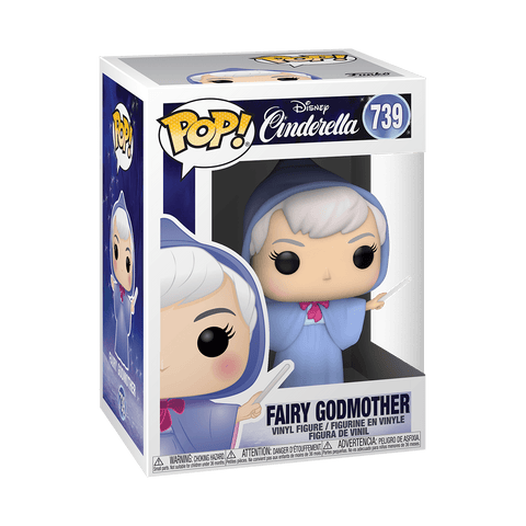 Funko Pop! Disney Vinyl Cinderella - Fairy Godmother