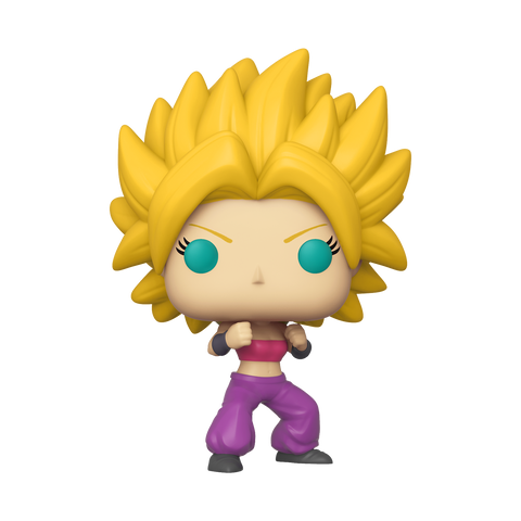 Funko Pop! Animation: Dragon Ball Super - Super Saiyan Caulifla
