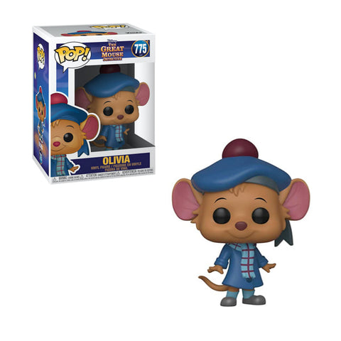 Funko Pop! Disney: Great Mouse Detective - Olivia