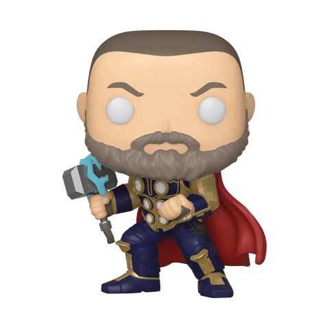 Funko Pop! Marvel: Avengers Game - Thor (Stark Tech Suit)