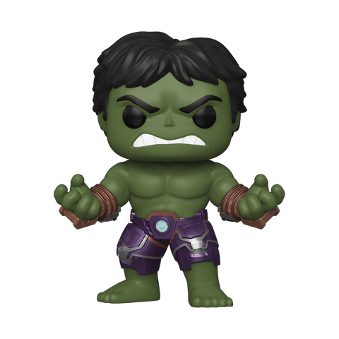Funko Pop! Marvel: Avengers Game - Hulk (Stark Tech Suit)