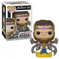 Funko Pop! Marvel: Avengers Game - M.O.D.O.K.