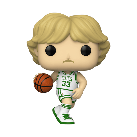 Funko Pop! NBA: Legends - Larry Bird (Celtics Home)