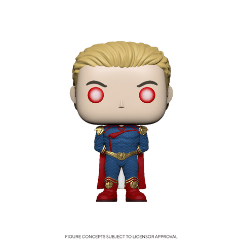 Funko Pop! TV: The Boys - Homelander (Coming Soon) New York Toy Fair Reveals