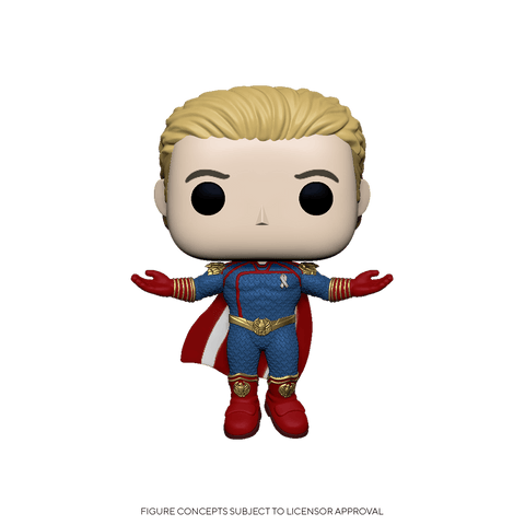 Funko Pop! TV: The Boys - Homelander Levitating (Coming Soon) New York Toy Fair Reveals