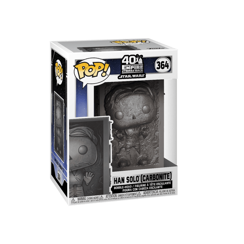 Funko Pop! Star Wars: Star Wars - Han in Carbonite