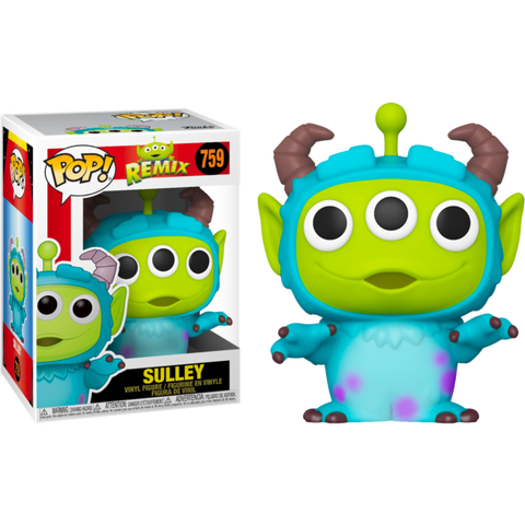 Funko POP! Disney: Pixar - Alien as Sulley