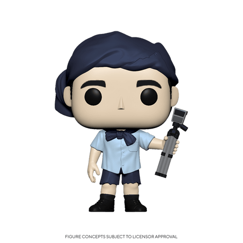 Funko Pop! TV: The Office - Michael as Survivor (Coming Soon) New York Toy Fair Reveals