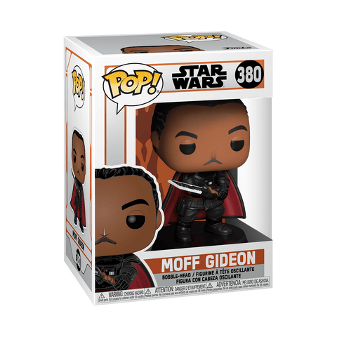 Funko POP! Star Wars: The Mandalorian - Moff Gideon