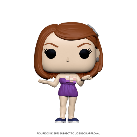 Funko Pop! TV: The Office - Casual Friday Meredith (Coming Soon) New York Toy Fair Reveals