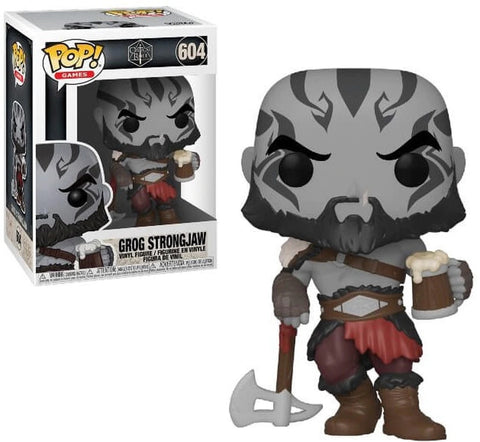 Funko Pop! Games: Vox Machina- Grog Strongjaw