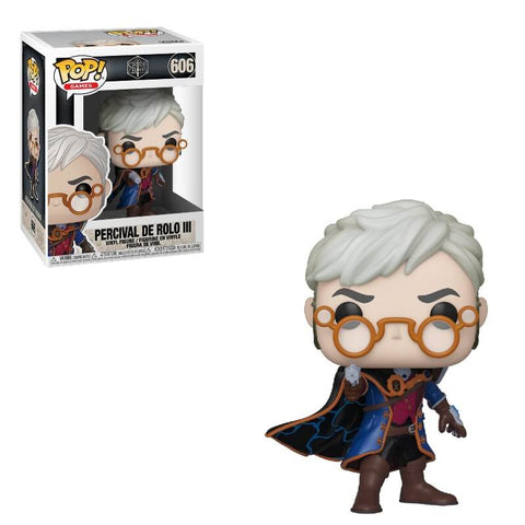 Funko Pop! Games: Vox Machina- Percival de Rolo