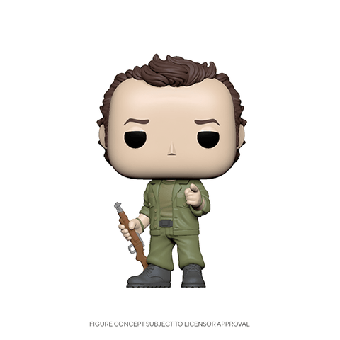 Funko Pop! Movies: Stripes - John Winger (Coming Soon) New York Toy Fair Reveals