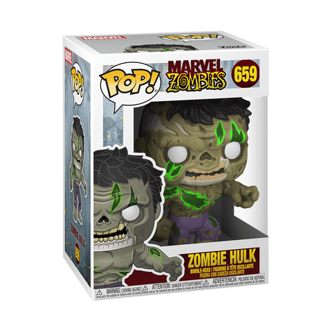 Funko Pop! Marvel: Marvel Zombies - Hulk