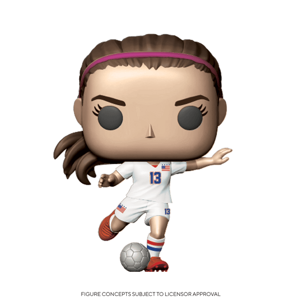Funko Pop! Sports: USWNT - Alex Morgan (Coming Soon) New York Toy Fair Reveals