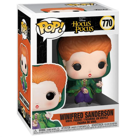 Funko POP! Disney: Hocus Pocus - Winifred Flying