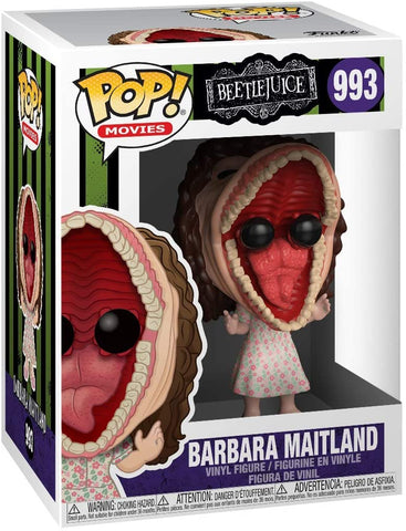 Funko Pop! Horror: Beetlejuice - Barbara Maitland