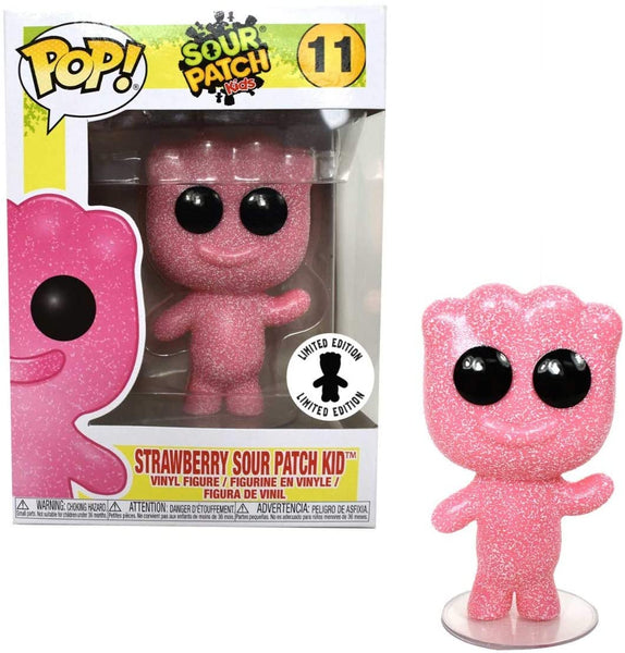 Funko Pop! Sour Patch Kids Strawberry Sour Patch Kid 11 Limited Edition (Buy. Sell. Trade.)