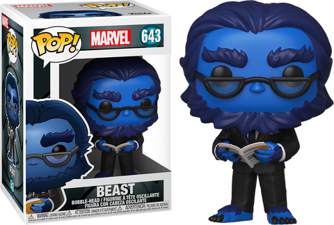 Funko Pop! Marvel: X-Men 20th - Beast
